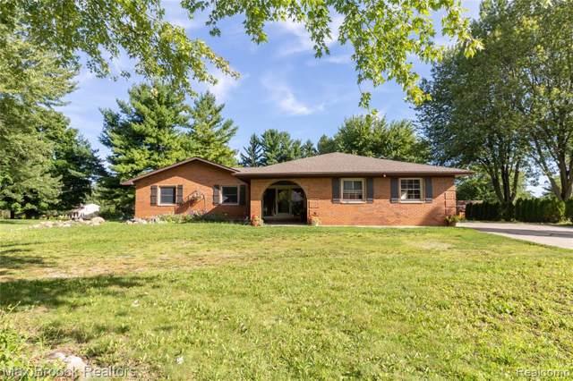 11305 W Gates Street, Bruce Twp, MI 48065 (#219090399) :: The Buckley Jolley Real Estate Team