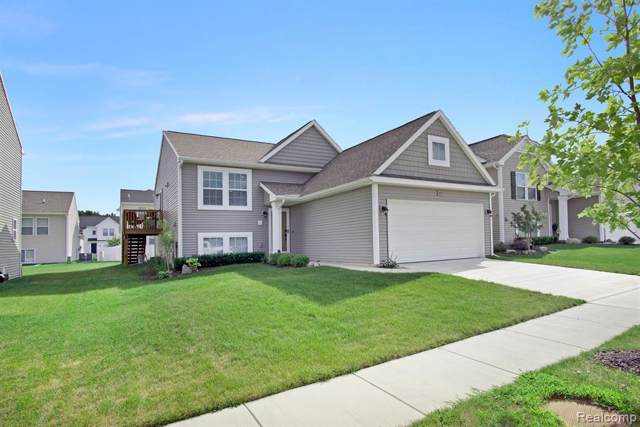 8617 Manistee River Drive, Handy Twp, MI 48836 (#219090403) :: The Mulvihill Group