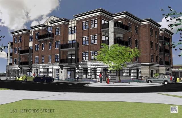 150 Jeffords #303, Dexter, MI 48130 (#543268503) :: The Buckley Jolley Real Estate Team