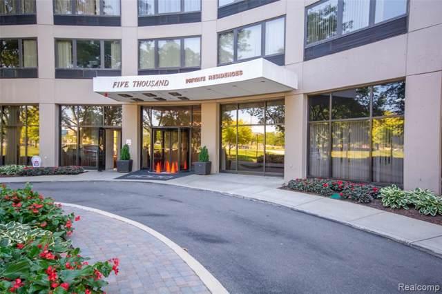 5000 Town Center #707, Southfield, MI 48075 (#219090486) :: The Alex Nugent Team | Real Estate One