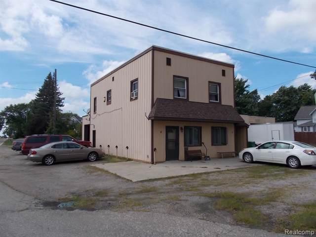 3 Bradleyville Road, Gilford Twp, MI 48736 (MLS #219090503) :: The Toth Team