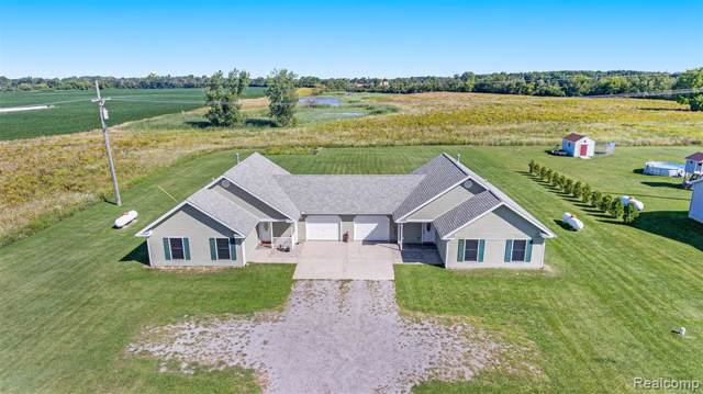 4464 Barnes Road, Millington Twp, MI 48746 (#219090511) :: The Buckley Jolley Real Estate Team