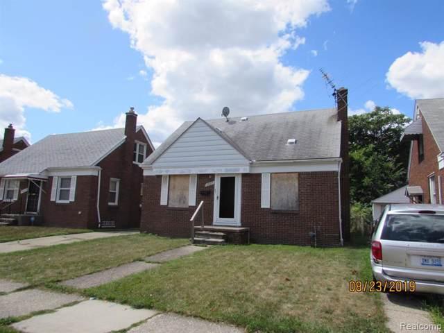 20419 Binder Street, Detroit, MI 48234 (#219090529) :: Team Sanford