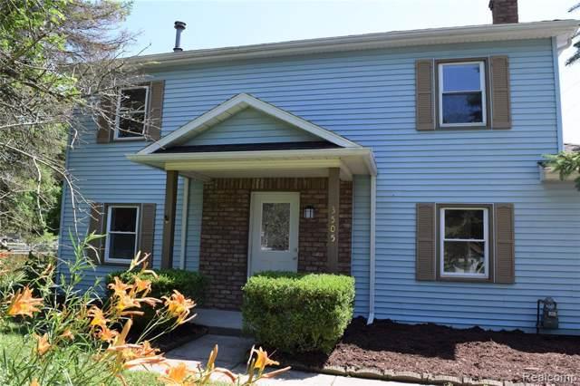 3505 Dykeman Road, Fort Gratiot Twp, MI 48059 (#219090575) :: The Buckley Jolley Real Estate Team