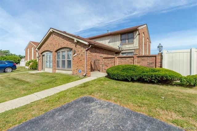 29026 Tiffany Drive E, Southfield, MI 48034 (#219090650) :: The Buckley Jolley Real Estate Team