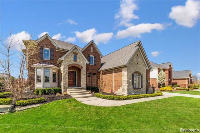 1408 Galena, Rochester Hills, MI 48306 (#219090685) :: The Buckley Jolley Real Estate Team