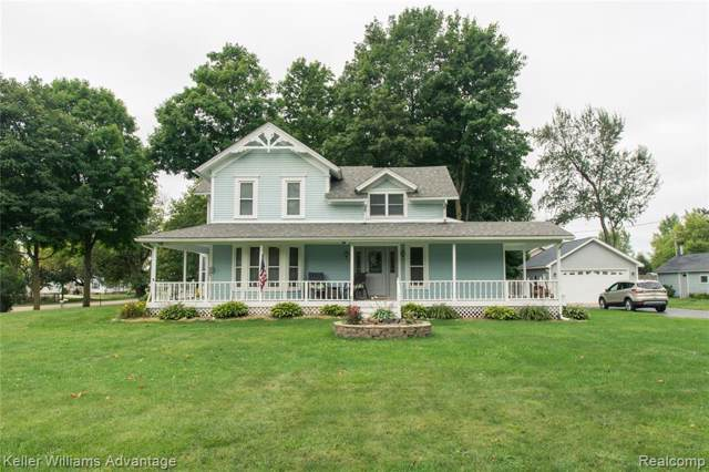 6005 Fowlerville Road, Conway Twp, MI 48836 (#219090765) :: The Alex Nugent Team | Real Estate One