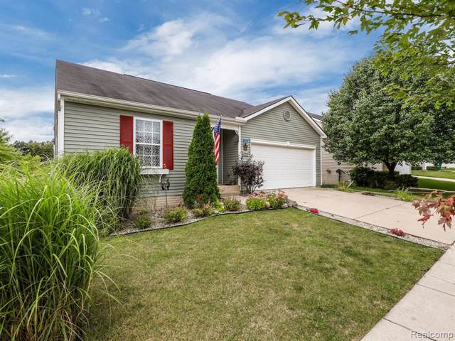 8553 Manistee River Drive, Handy Twp, MI 48836 (#219090802) :: The Buckley Jolley Real Estate Team