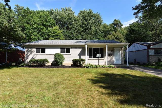 30118 Winthrop Drive, Madison Heights, MI 48071 (#219091016) :: Team Sanford