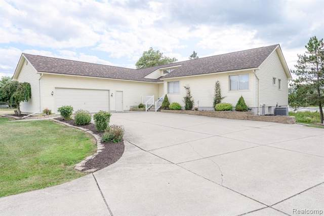 5020 Buttercup Lane, Mundy Twp, MI 48439 (#219091060) :: The Buckley Jolley Real Estate Team