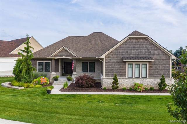 7252 Ardsley Lane, Independence Twp, MI 48348 (#219091111) :: Alan Brown Group