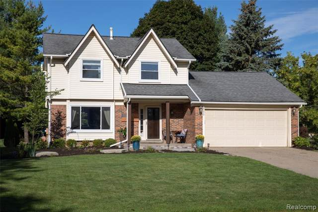 5173 Old Cove Road, Independence Twp, MI 48346 (#219091120) :: Team Sanford