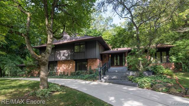 1177 Burnham Road, Bloomfield Hills, MI 48304 (#219091128) :: RE/MAX Nexus