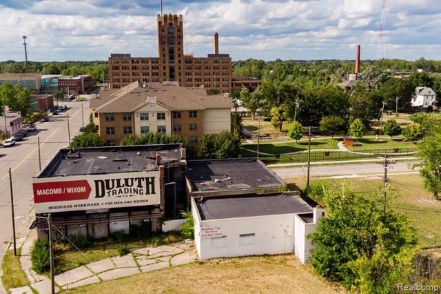 13926 Woodrow Wilson, Detroit, MI 48238 (#219091191) :: The Mulvihill Group