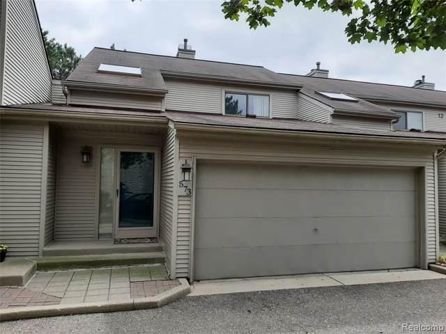 573 Victoria Court, Rochester Hills, MI 48307 (#219091244) :: The Buckley Jolley Real Estate Team