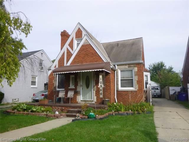 10966 Somerset, Detroit, MI 48224 (#219091303) :: RE/MAX Classic