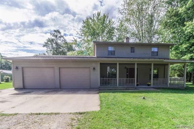 10833 N Territorial Road, Dexter Twp, MI 48130 (#219091366) :: The Buckley Jolley Real Estate Team