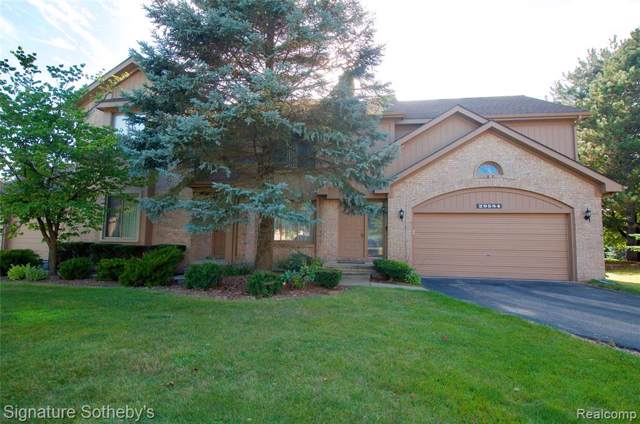 29584 Sierra Pointe Circle, Farmington Hills, MI 48331 (#219091367) :: Alan Brown Group