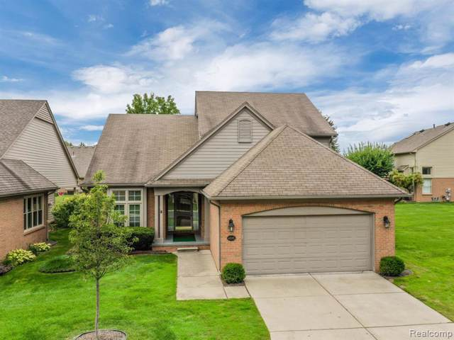 43585 Perignon Drive, Sterling Heights, MI 48314 (#219091541) :: The Mulvihill Group