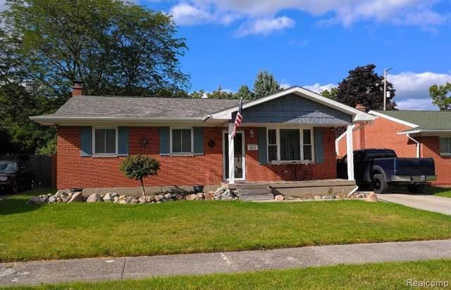 813 Lochhead Avenue, Flint, MI 48507 (#219091573) :: The Buckley Jolley Real Estate Team