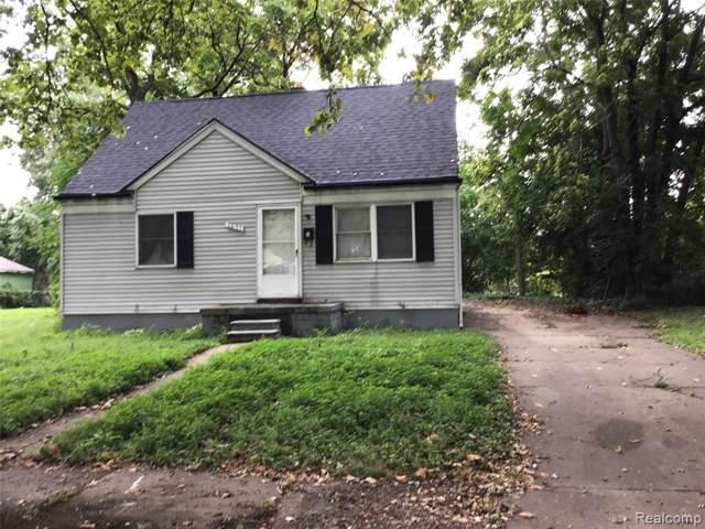1631 S Annabelle St, Detroit, MI 48217 (#219091591) :: The Buckley Jolley Real Estate Team