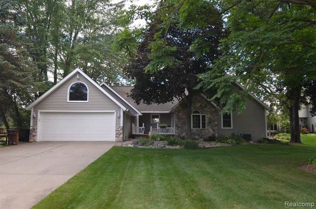 9320 Hills Cove Drive, Atlas Twp, MI 48438 (#219091626) :: The Buckley Jolley Real Estate Team