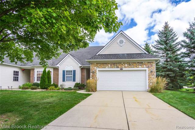 3305 Grove Lane, Auburn Hills, MI 48326 (#219091675) :: The Buckley Jolley Real Estate Team