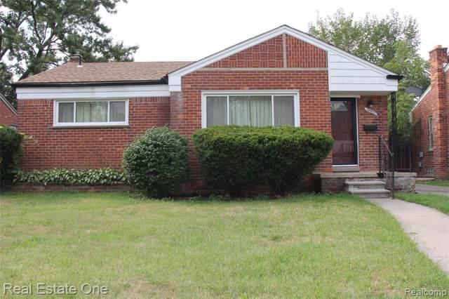24433 Orangelawn, Redford Twp, MI 48239 (#219091690) :: The Buckley Jolley Real Estate Team