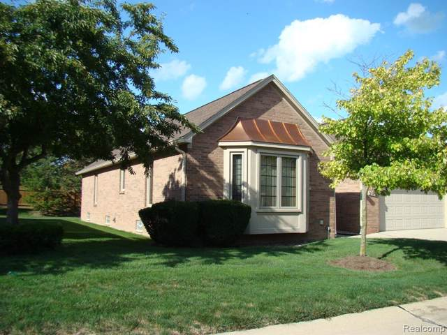 3380 Country Court, Trenton, MI 48183 (#219091709) :: The Buckley Jolley Real Estate Team