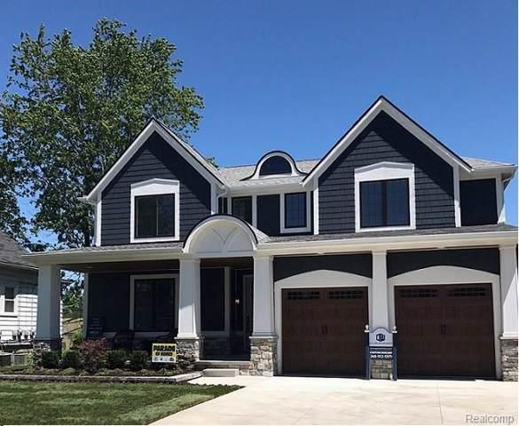 597 Randolph Street, Northville, MI 48167 (#219091716) :: GK Real Estate Team
