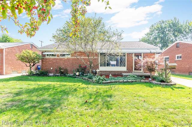 8252 Rickie Lane, Westland, MI 48185 (#219091754) :: The Alex Nugent Team   Real Estate One