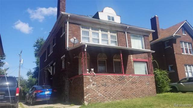 1690 Burlingame Street, Detroit, MI 48206 (#219091866) :: The Buckley Jolley Real Estate Team