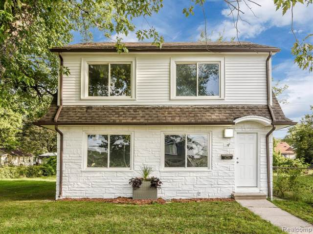 326 W Muir Avenue, Hazel Park, MI 48030 (#219091894) :: The Buckley Jolley Real Estate Team