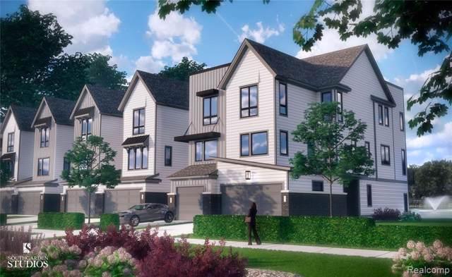 #1 Uptown On First - Unit 1, Brighton, MI 48116 (#219091896) :: The Buckley Jolley Real Estate Team