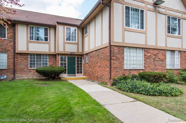 30208 Southfield Road, Southfield, MI 48076 (#219091900) :: Alan Brown Group