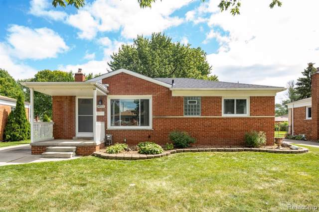 24322 Prairie Lane, Warren, MI 48089 (#219091906) :: The Buckley Jolley Real Estate Team