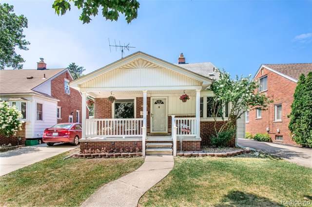 9344 Melbourne, Allen Park, MI 48101 (#219091931) :: The Buckley Jolley Real Estate Team