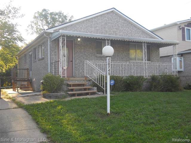 58745 Chennault Drive, New Haven Vlg, MI 48048 (#219092014) :: The Buckley Jolley Real Estate Team