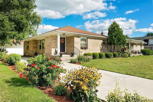 27046 Everett Street, Southfield, MI 48076 (#219092028) :: The Buckley Jolley Real Estate Team