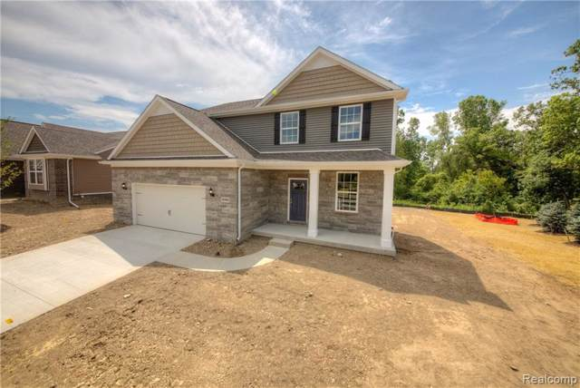 TBD Bogues View Drive (Homesite 92), Oceola Twp, MI 48843 (#219092063) :: Team Sanford