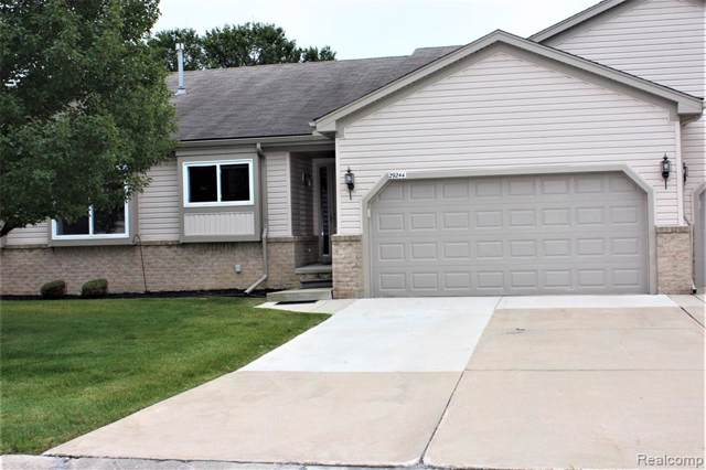 29244 Red Maple Drive, Chesterfield Twp, MI 48051 (#219092067) :: RE/MAX Nexus