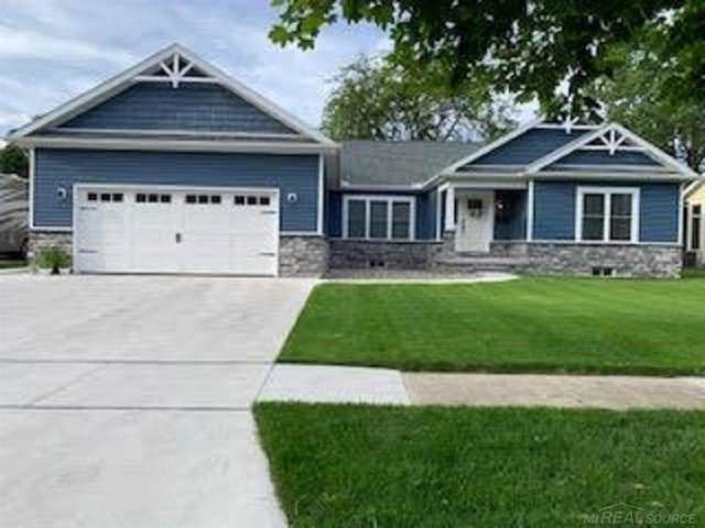 855 Plank St, Dundee, MI 48131 (MLS #58031393543) :: The Toth Team