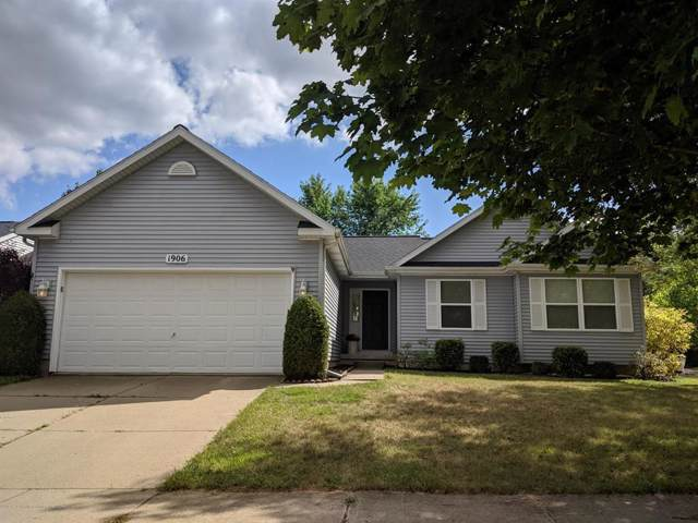 1906 Bowker Drive, Lansing Twp, MI 48911 (MLS #630000240568) :: The Toth Team