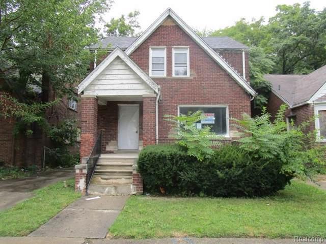 11419 Abington Avenue, Detroit, MI 48227 (#219092174) :: The Buckley Jolley Real Estate Team