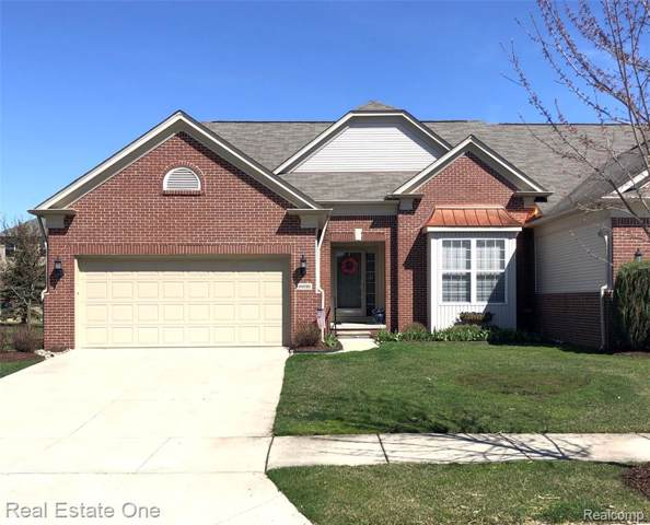 49590 Wayburn Drive, Macomb Twp, MI 48042 (#219092197) :: The Alex Nugent Team | Real Estate One