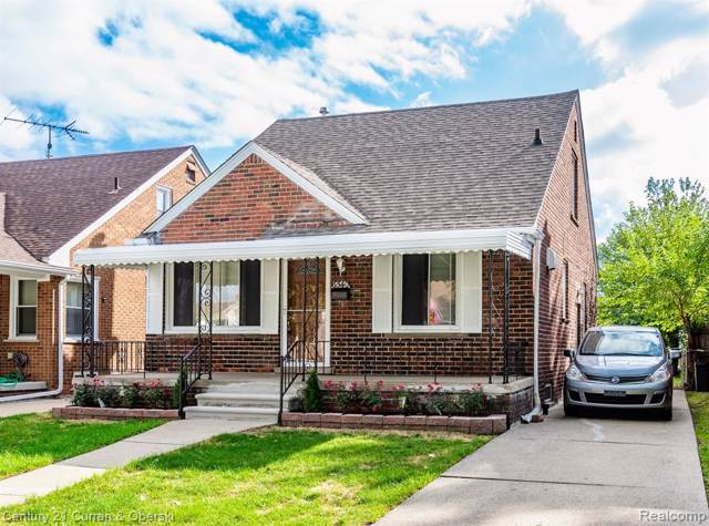 6540 Middlepointe Street, Dearborn, MI 48126 (#219092206) :: RE/MAX Classic