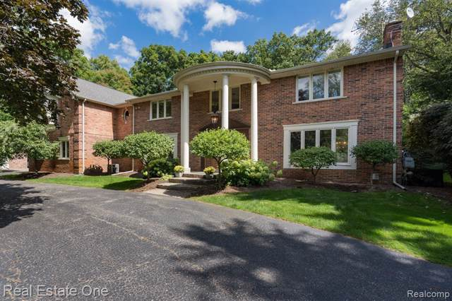 6225 N Rochester Road, Rochester Hills, MI 48306 (#219092264) :: The Buckley Jolley Real Estate Team