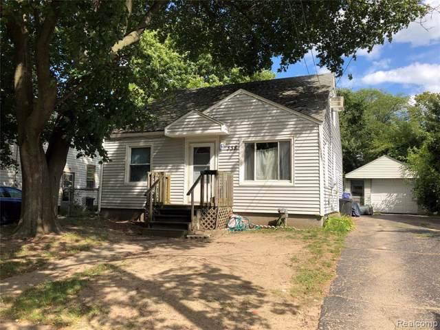 338 Browning Avenue, Flint, MI 48507 (#219092282) :: The Buckley Jolley Real Estate Team
