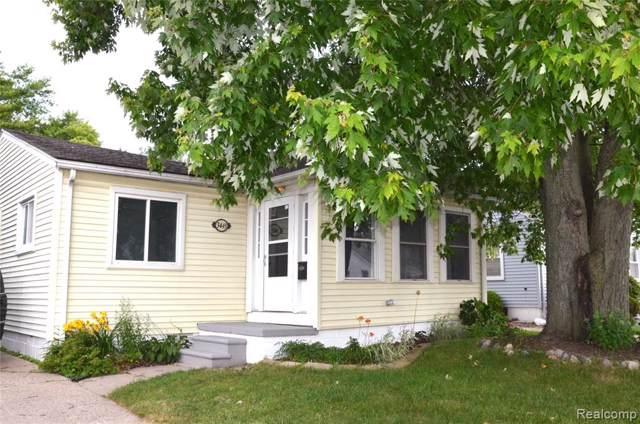 3445 Prairie Avenue, Berkley, MI 48072 (#219092302) :: The Buckley Jolley Real Estate Team