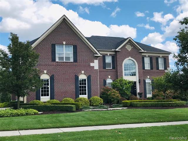 15940 Crystal Downs East E, Northville Twp, MI 48168 (MLS #219092338) :: The Toth Team